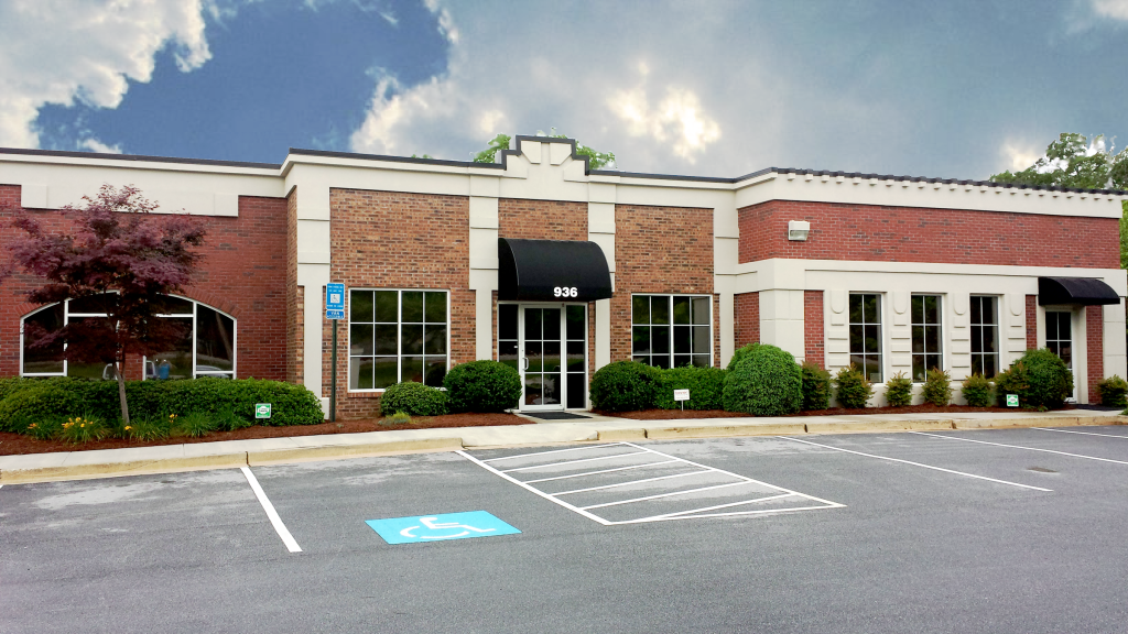 Conyers-Rockdale Chamber offices, 936 Green Street, Conyers, GA 30012