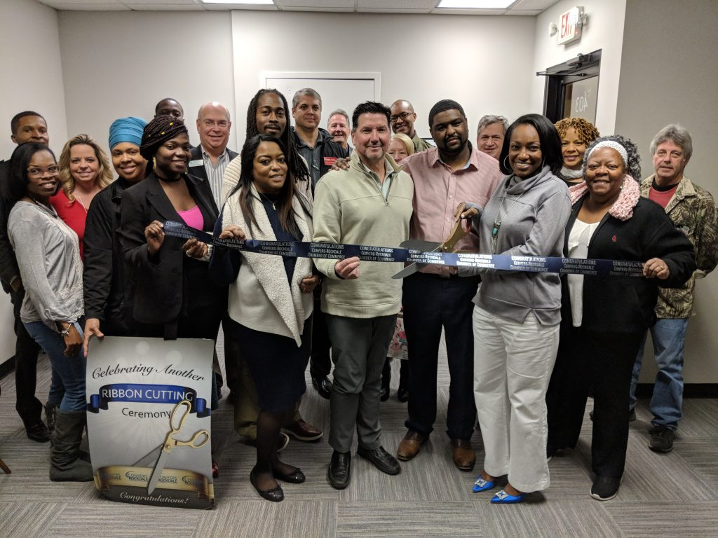 Big Heart LLC Ribbon Cutting