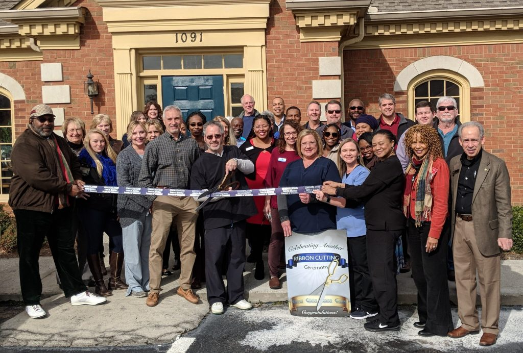 Wilder Chiropractic Ribbon Cutting