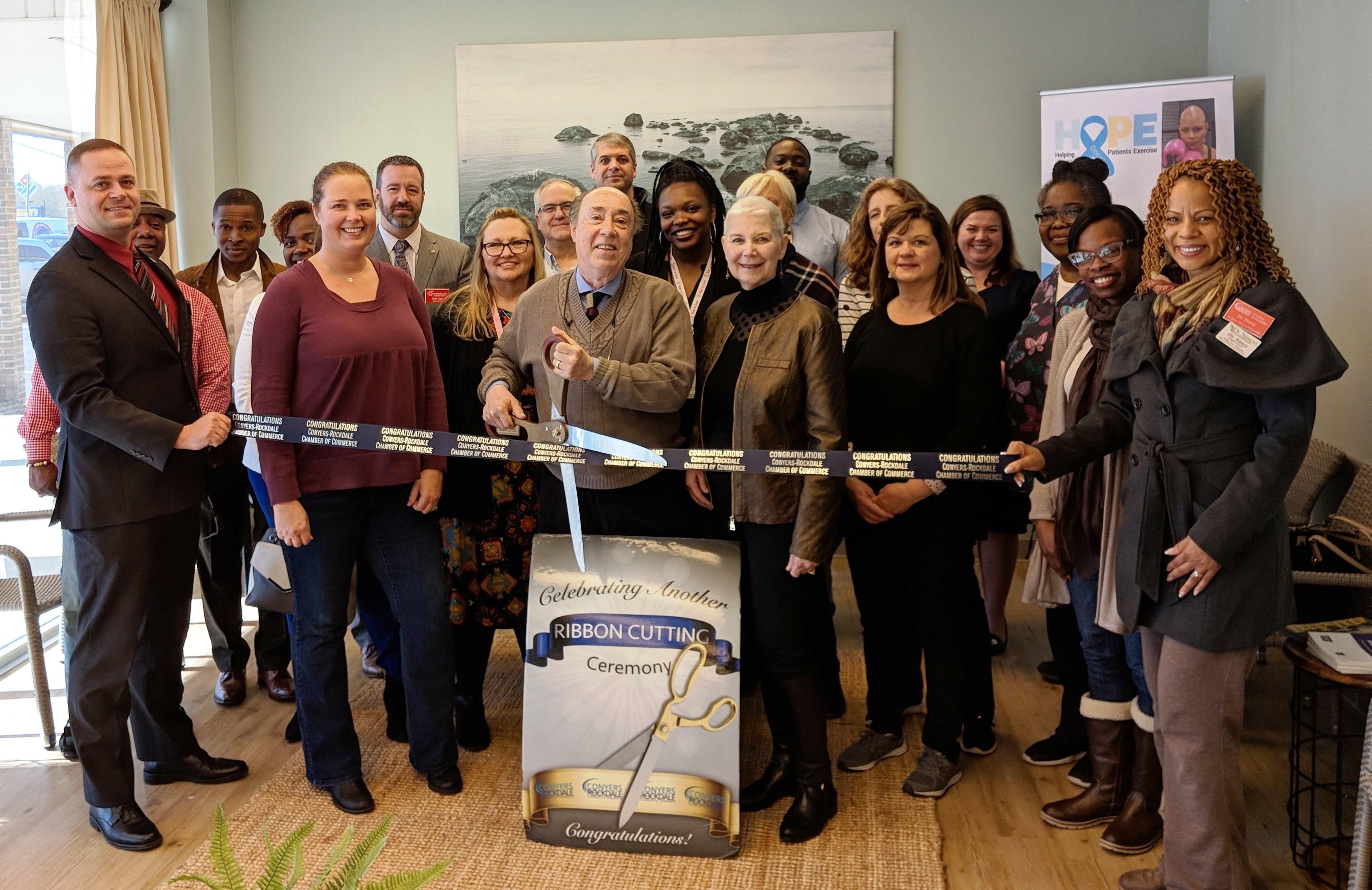 Therapeutic Solutions Ribbon Cutting
