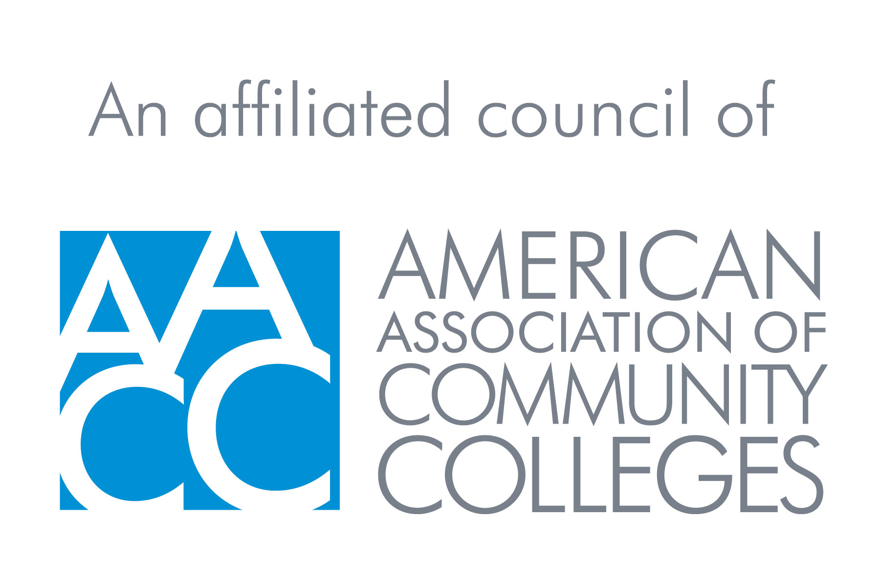The American Association of Community Colleges (AACC) is the primary advocacy organization for the nation\'s community colleges. The association represents nearly 1,200 two-year, associate degree-granting institutions and more than 13 million students.