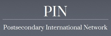 Postsecondary International Network (PIN) seeks to improve and expand the means by which the technical/ community/ further education college serves its own community, and recognizing the community\'s place in an international setting.
