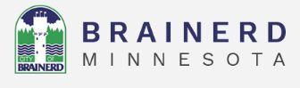 Brainerd PR Logo