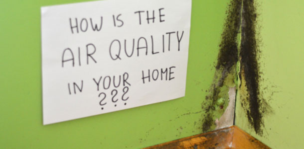 Indoor air quality is one of the side benefits of energy efficiency upgrades