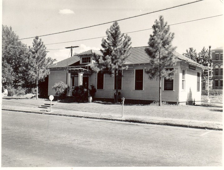 1st Palestine Chamber of Commerce building 📷 courtesy of Stuart Whitaker