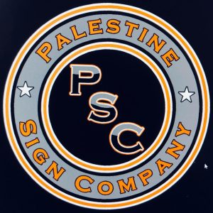 Palestine sign co