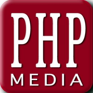 php logo red sq