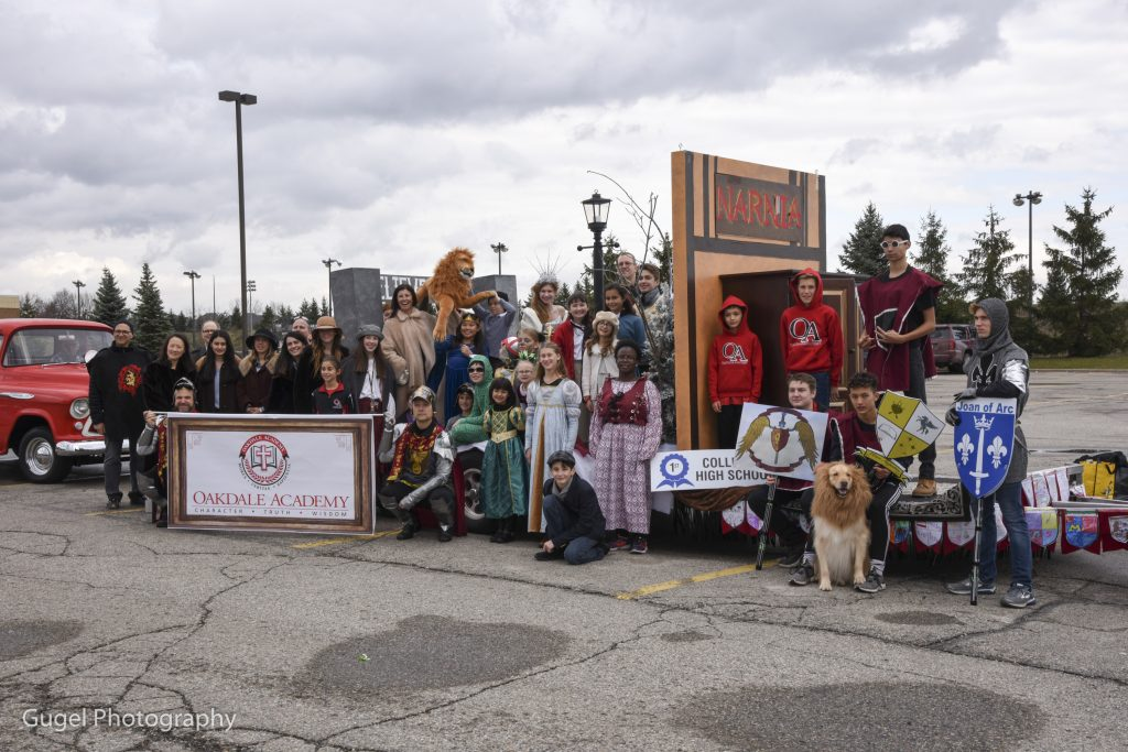 2018 AHS MB Rochesster Parade 3614
