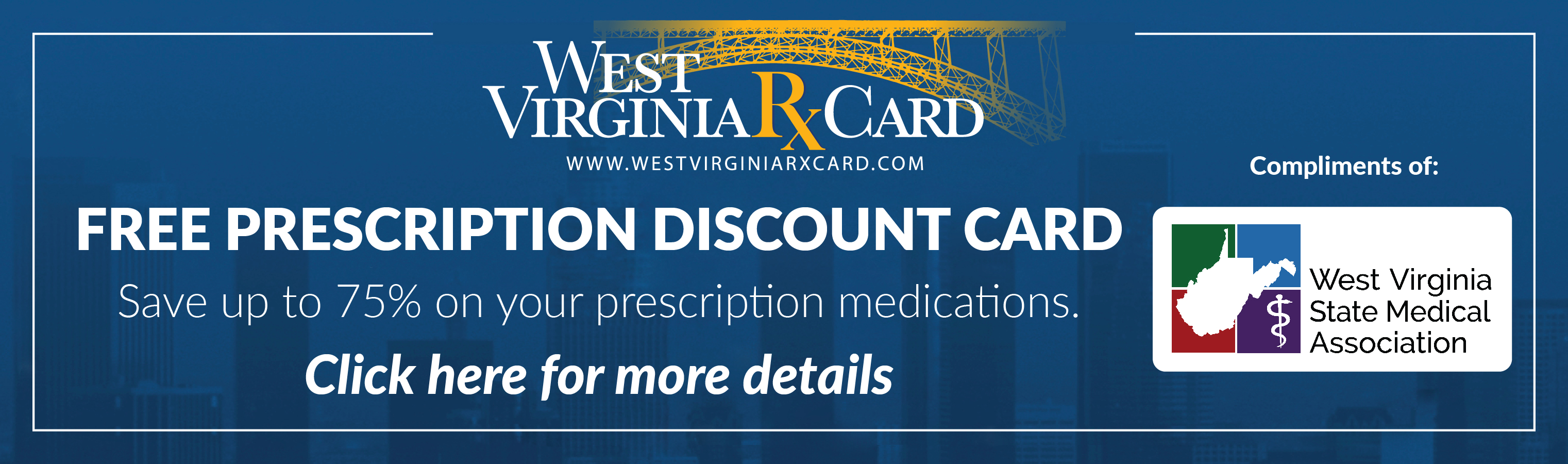 West Virginia State Medical Association- New Web Button-012