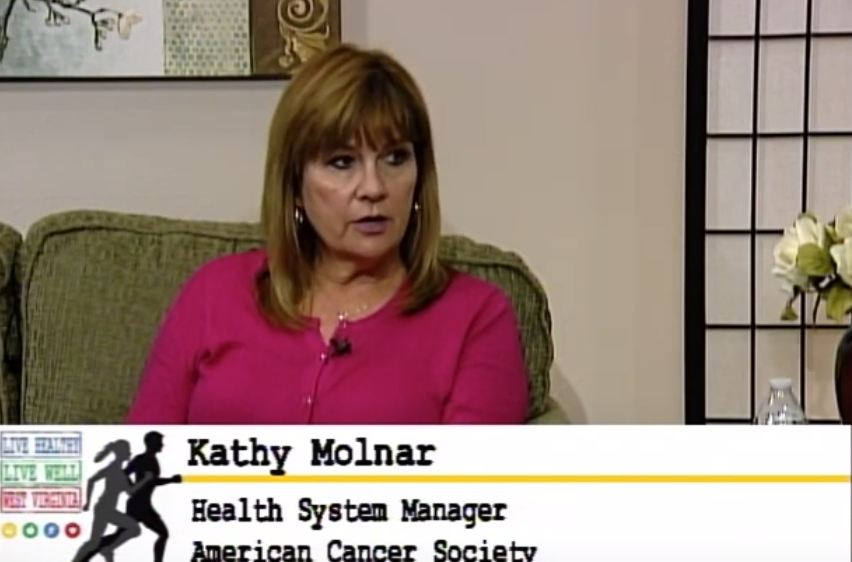 Live Healthy Live Well Kathy Molnar