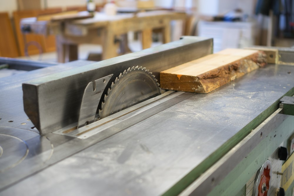 Unit 1 - POWER TOOLS-TABLE SAW