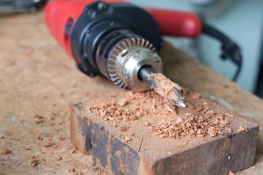 Unit 9 - POWER TOOLS-DRILL, ROUTER, SANDER