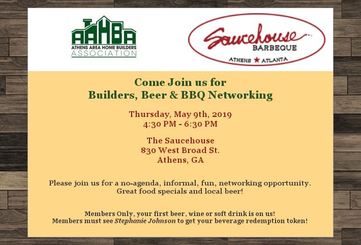 Builders Beer & BBQ 5-9-19