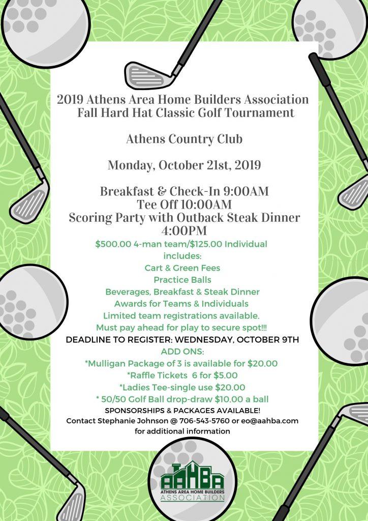 2019 Fall Hard Hat Classic Golf Tournament (3)