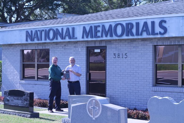 November Winner, National Memorials