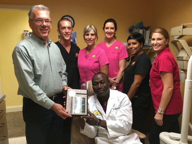 September 2016 Winner, Midtown Dental Associates