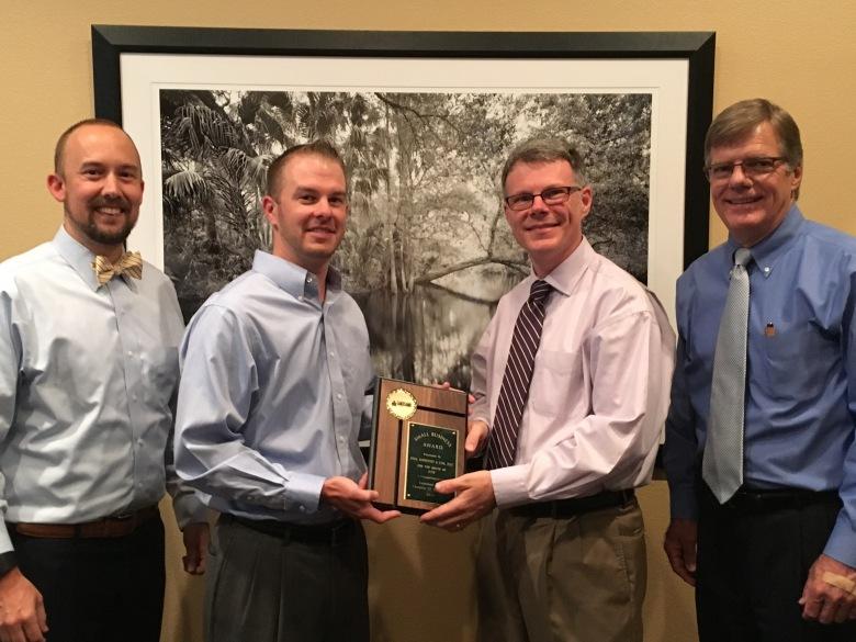 June 2016 Winner, Reed, Mawhinney & Link, PLLC