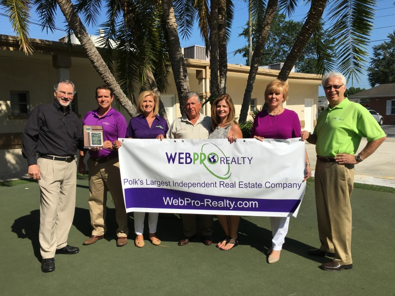 May 2016 Winner, WebPro Realty, LLC