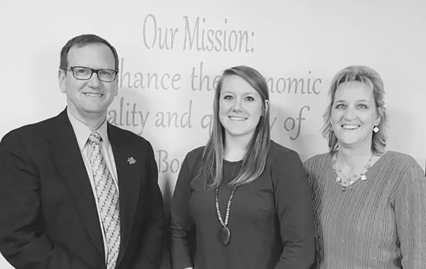 Boone County Chamber Staff