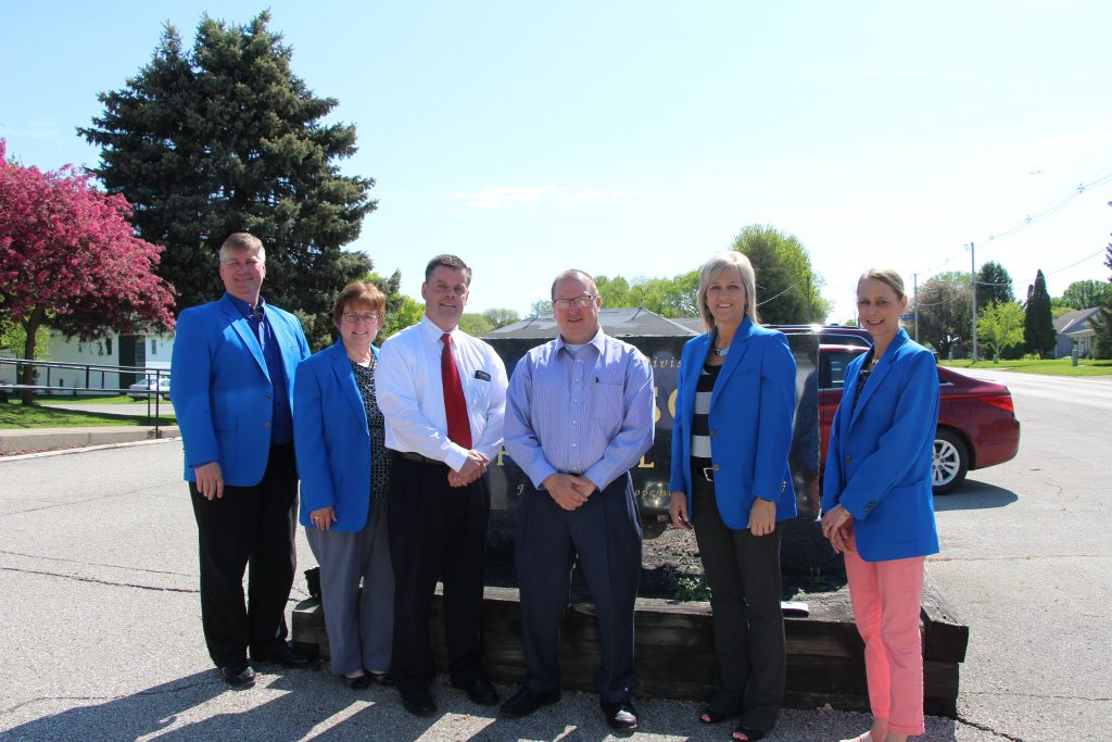 On May 16, Ogden Ambassadors hosted a courtesy call with Rob Stapp and Chad Johnson of Carson Funeral Home (601 W. Division Street).
