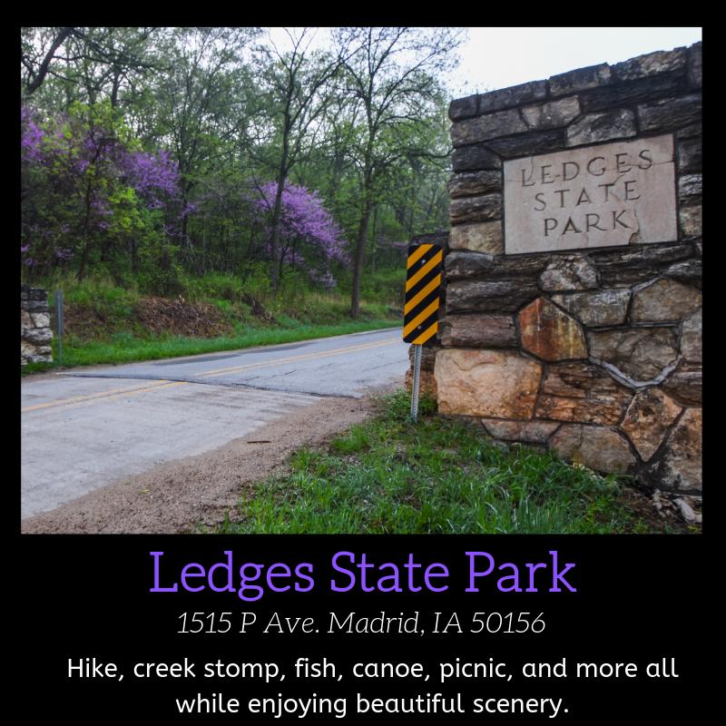 Ledges State Park