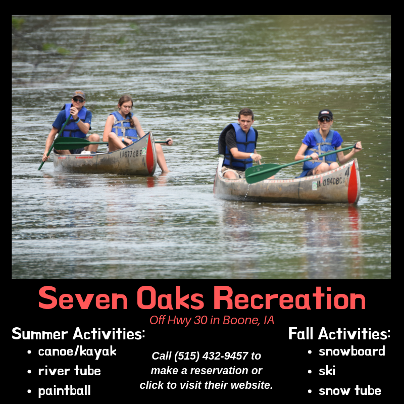 Seven Oaks Recreation 2