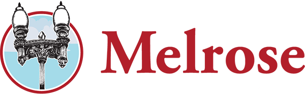 Melrose Chamber of Commerce logo