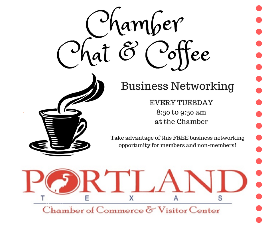 Chamber Chat & Coffee