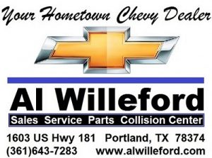 Al Wileford Chevy logo