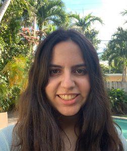 Huguette CALDERA, 2019 Intern