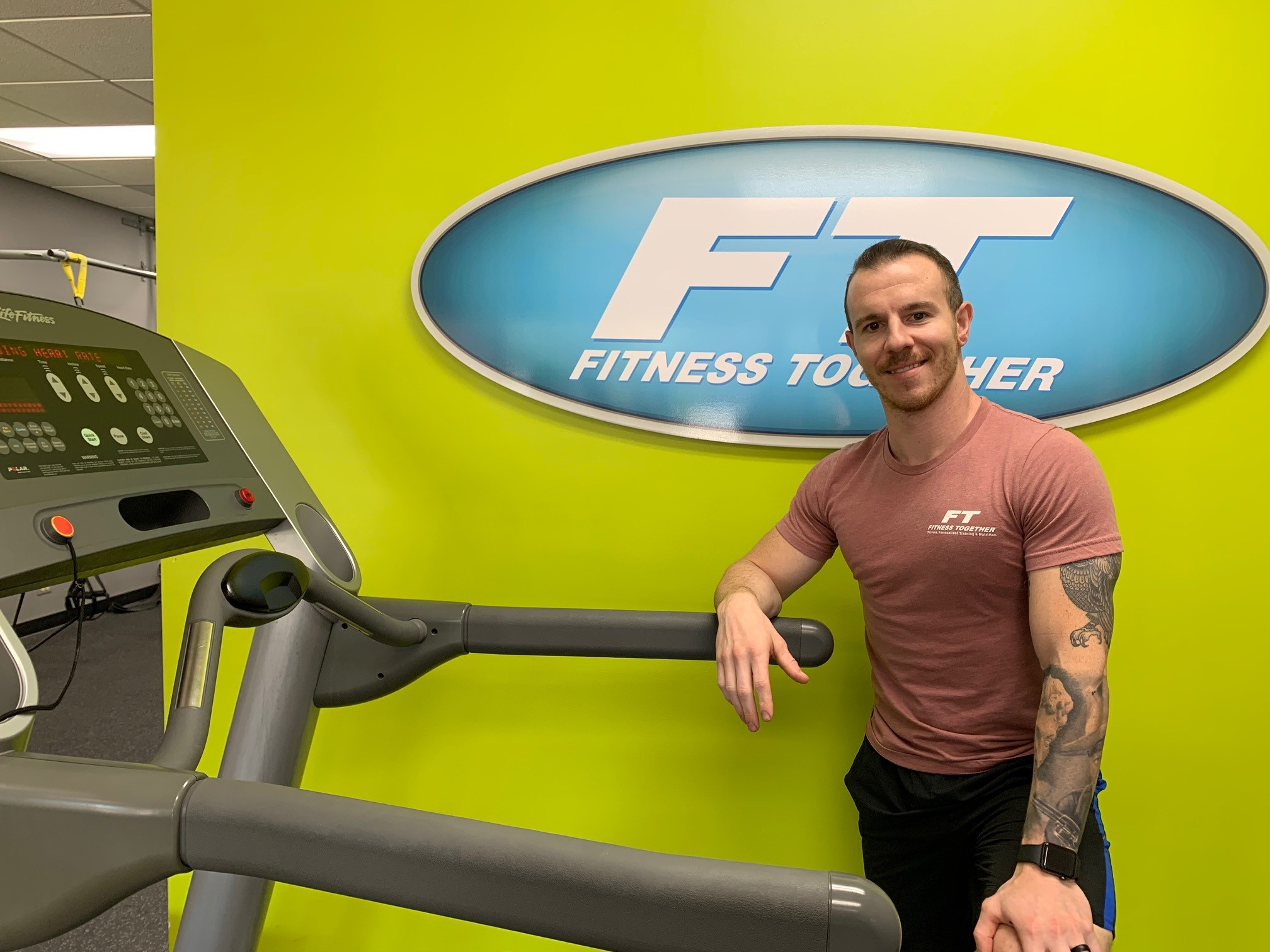 Craig Garkie Fitness Together