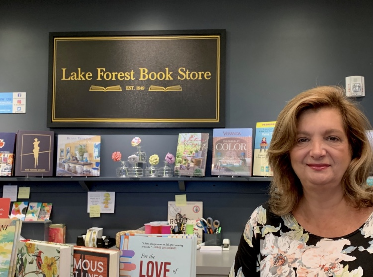 Eleanor Thorn - Lake Forest Book Store