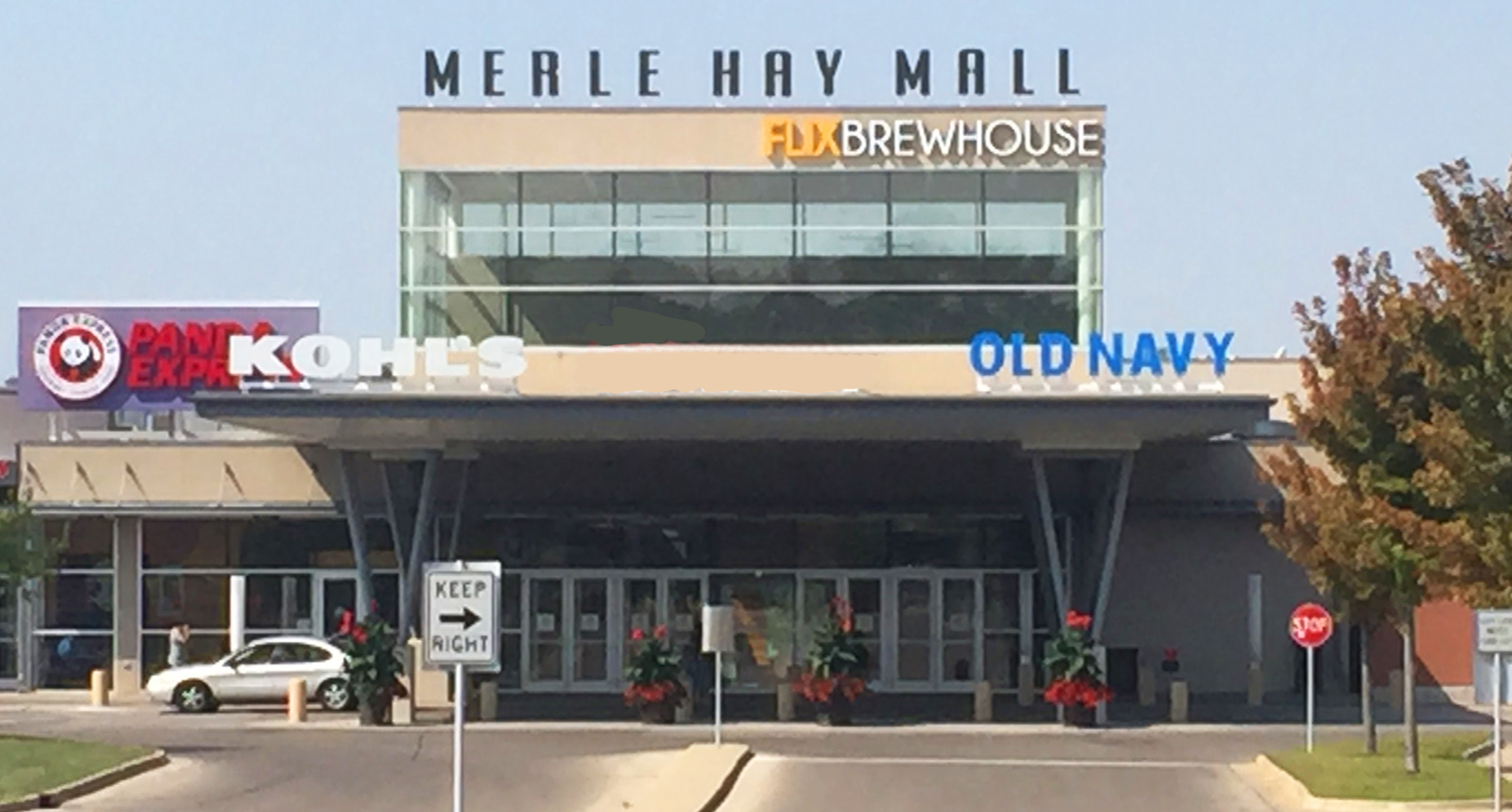 merle hay mall address