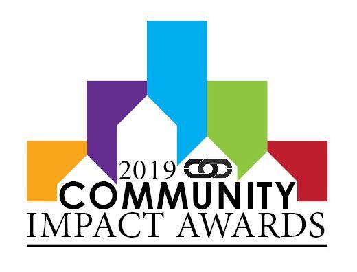 Community Impact Awards logo
