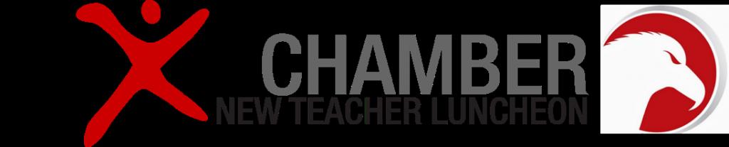 new teacher luncheon logo