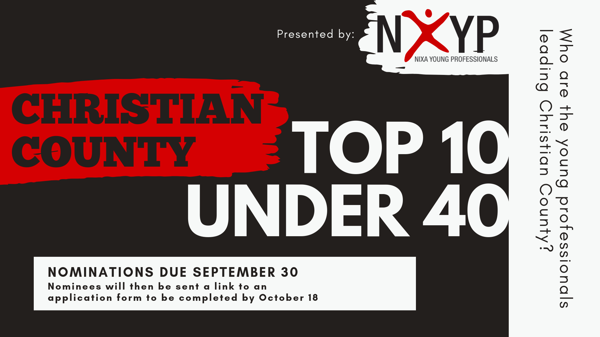 Christian County Top 10 Under 40