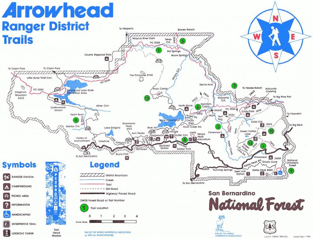 Hiking Guide - Lake Arrowhead Communities Chamber of Commerce