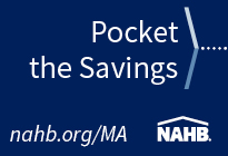 Pocket the Savings logo
