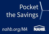 Pocket the Savings logo