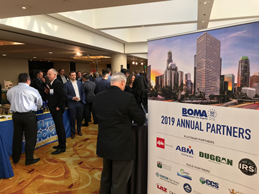 BOMA annual partners sign