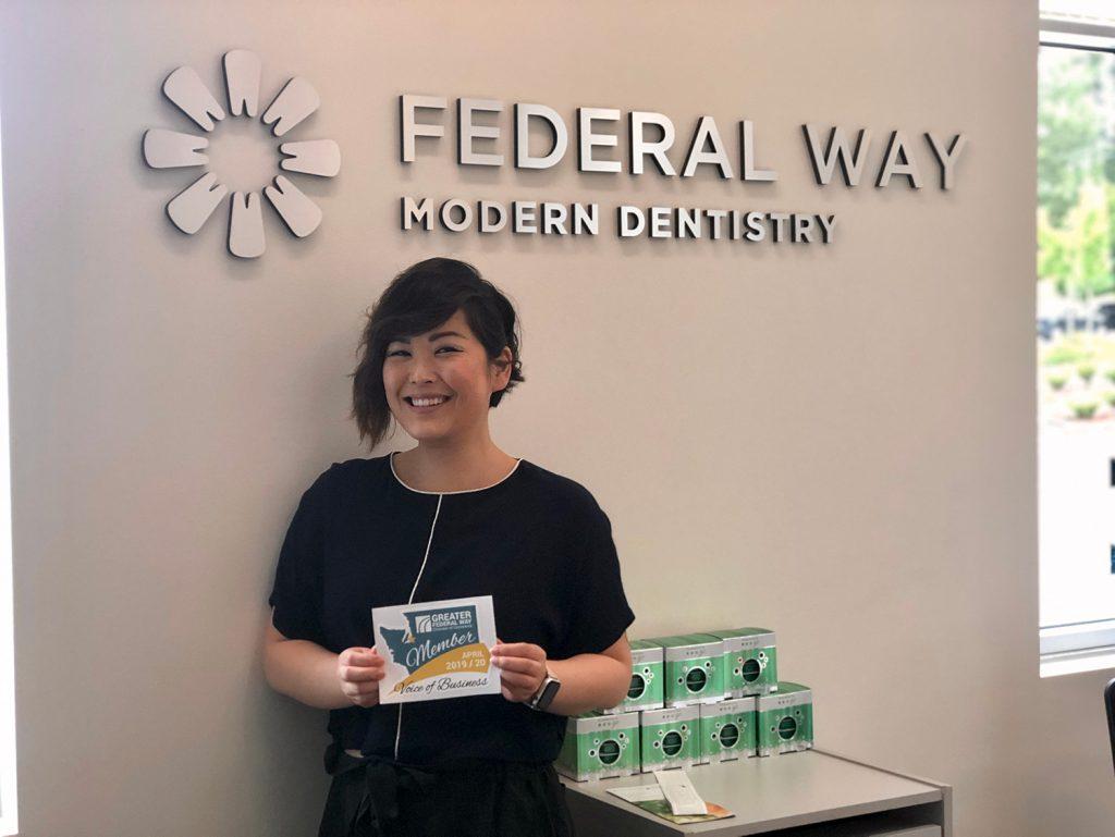 Federal Way Modern Dentistry Cling Visit - Jun 2019