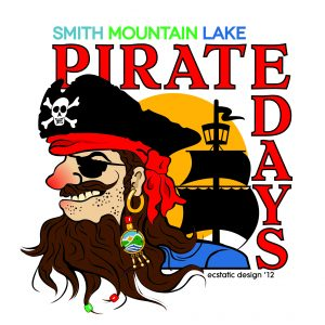 Pirate Days Logo