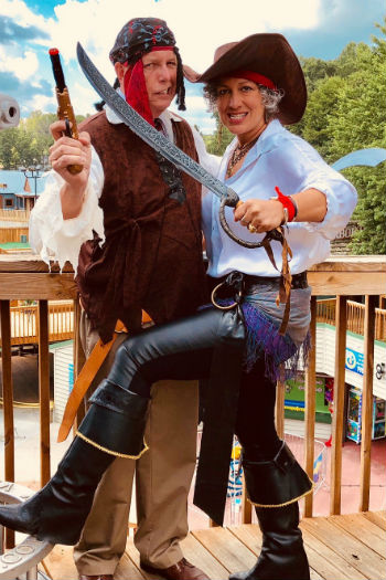Pirate Days pirates
