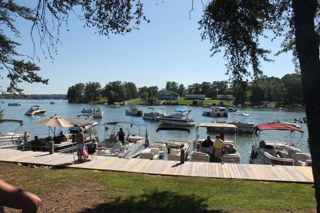 wine festival boats