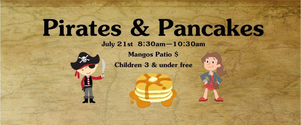 Pirates & Pancakes