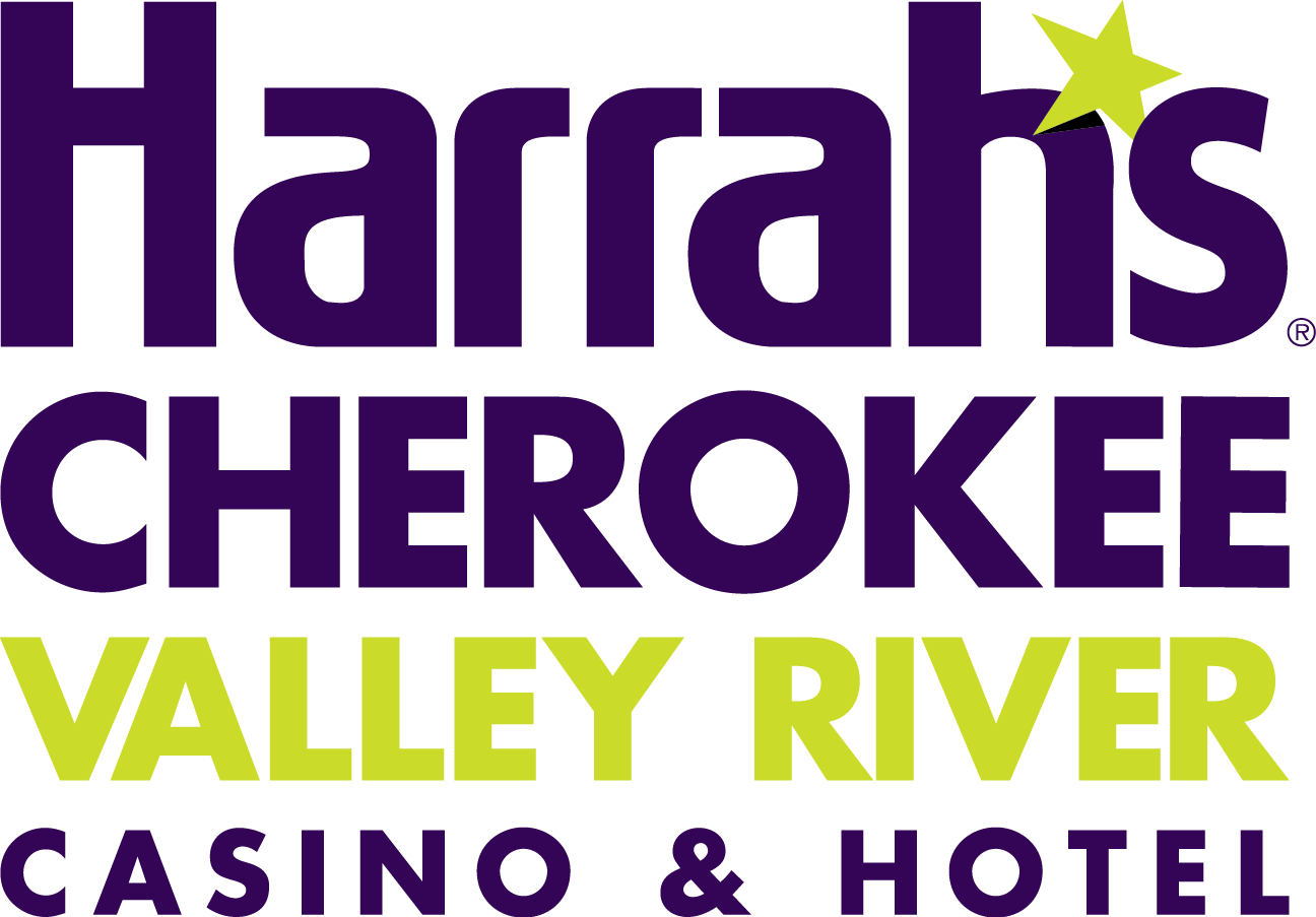 Harrahs Cherokee Valley River Star logo 2016 - Purple