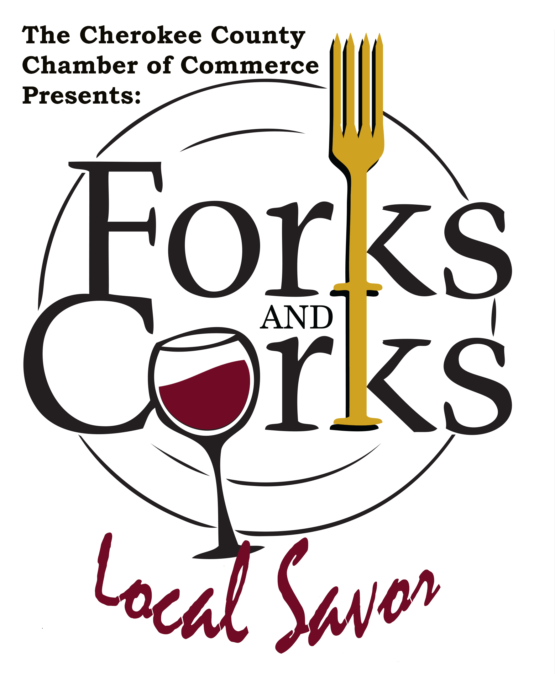 Forks and Corks Event June 6 2019