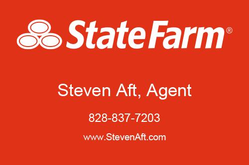 State Farm, Steven Aft, Murphy, NC