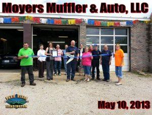 Moyers Muffler & Auto LLC