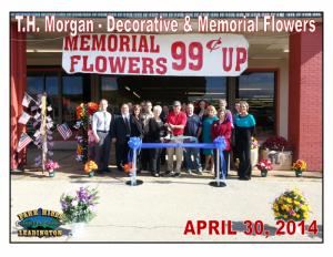 T.H. Morgan Decorative & Memorial Flowers